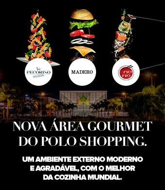 area gourmet polo shopping