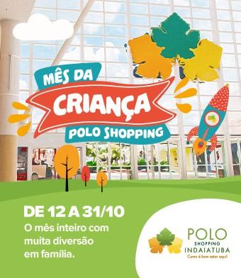 Dia das Crianças Polo Shopping