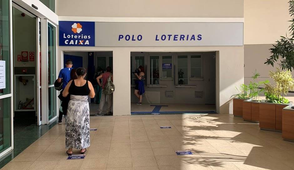 Polo Shopping Loterias