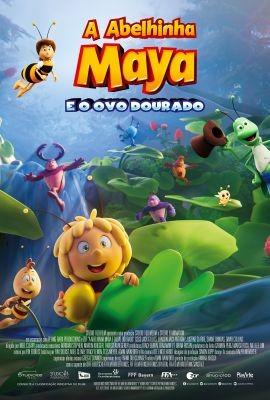 A Abelhinha Maya e o Ovo Dourado Topazio Cinemas Polo Shopping Indaiatuba