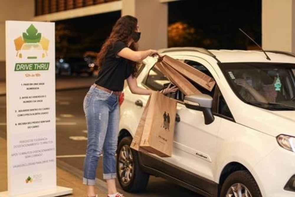 Drive Thru Polo Shopping Indaiatuba