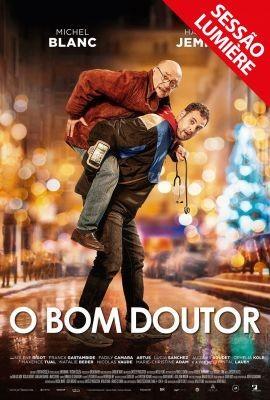 O Bom Doutor Topazio Cinemas  Sessao Lumiere Polo Shopping Indaiatuba
