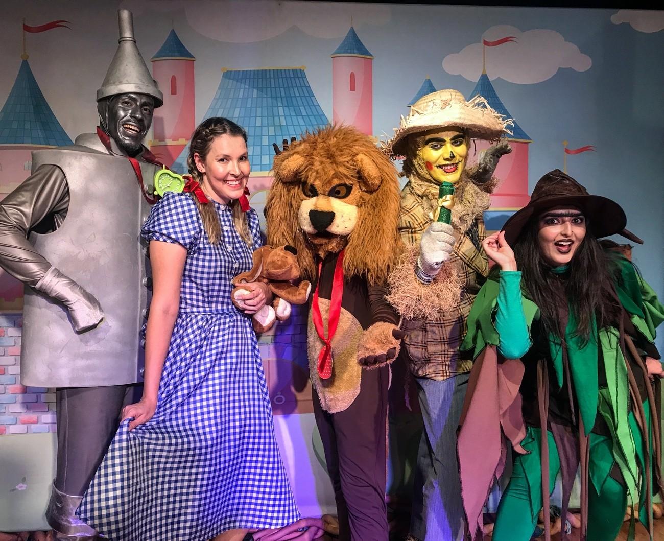 O Magico de Oz Polo Shopping Indaiatuba