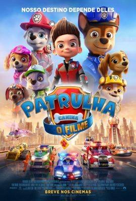 Patrulha Canina - O Filme Topazio Cinemas Polo Shopping Indaiatuba