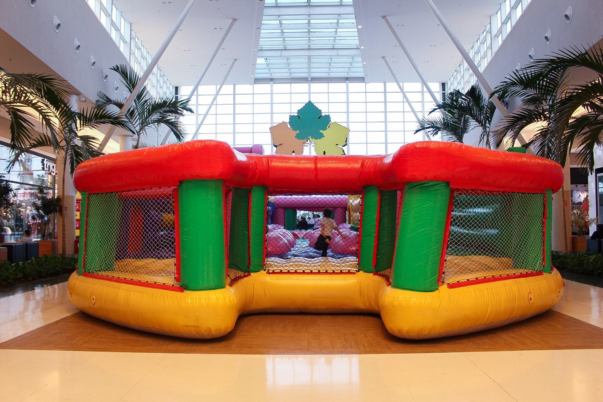 Polo Jump Land Polo Shopping Indaiatuba