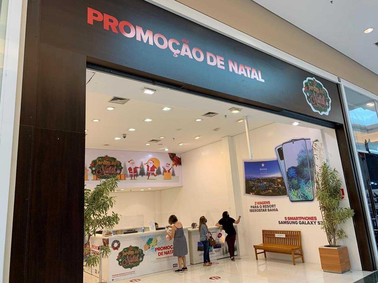 Promocao de Natal Polo Shopping Indaiatuba